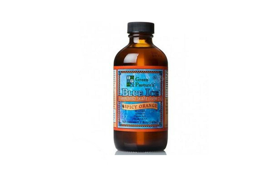 Fermented Skate Liver Oil Spicy Orange