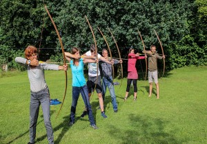 Traditional Wooden Longbow Making